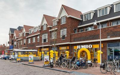 Supermarkt & enkele dagwinkels in Oegstgeest
