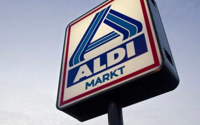 10jarig verhuurde nieuwbouw Aldi aangekocht