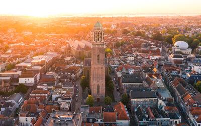 Kantoorpand te Zwolle verkocht regionale belegger