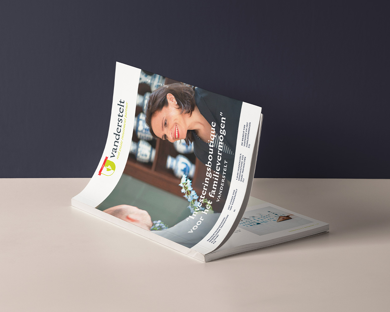 VANDERSTELT - E-magazine editie 1