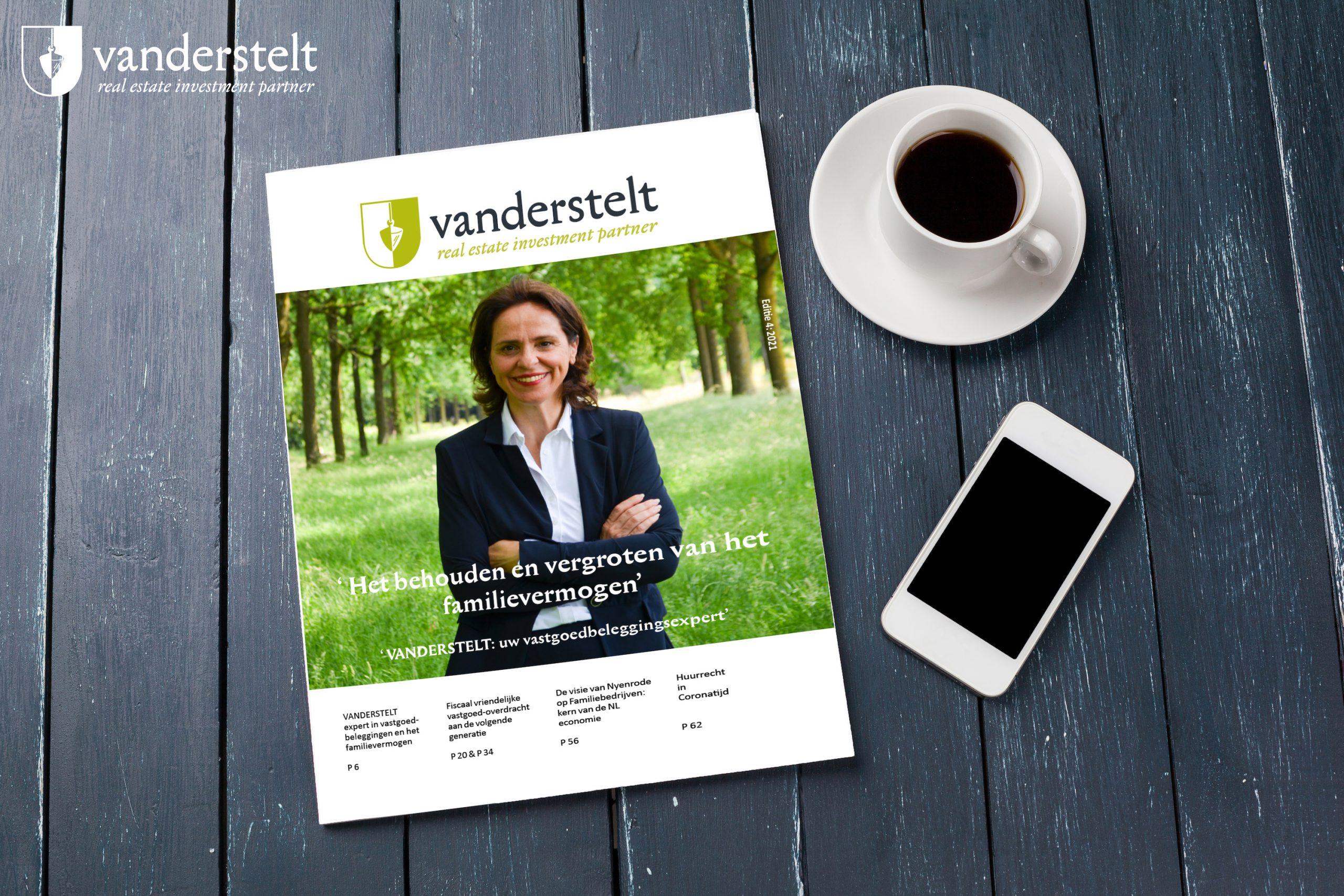 VANDERSTELT - E-magazine editie 4