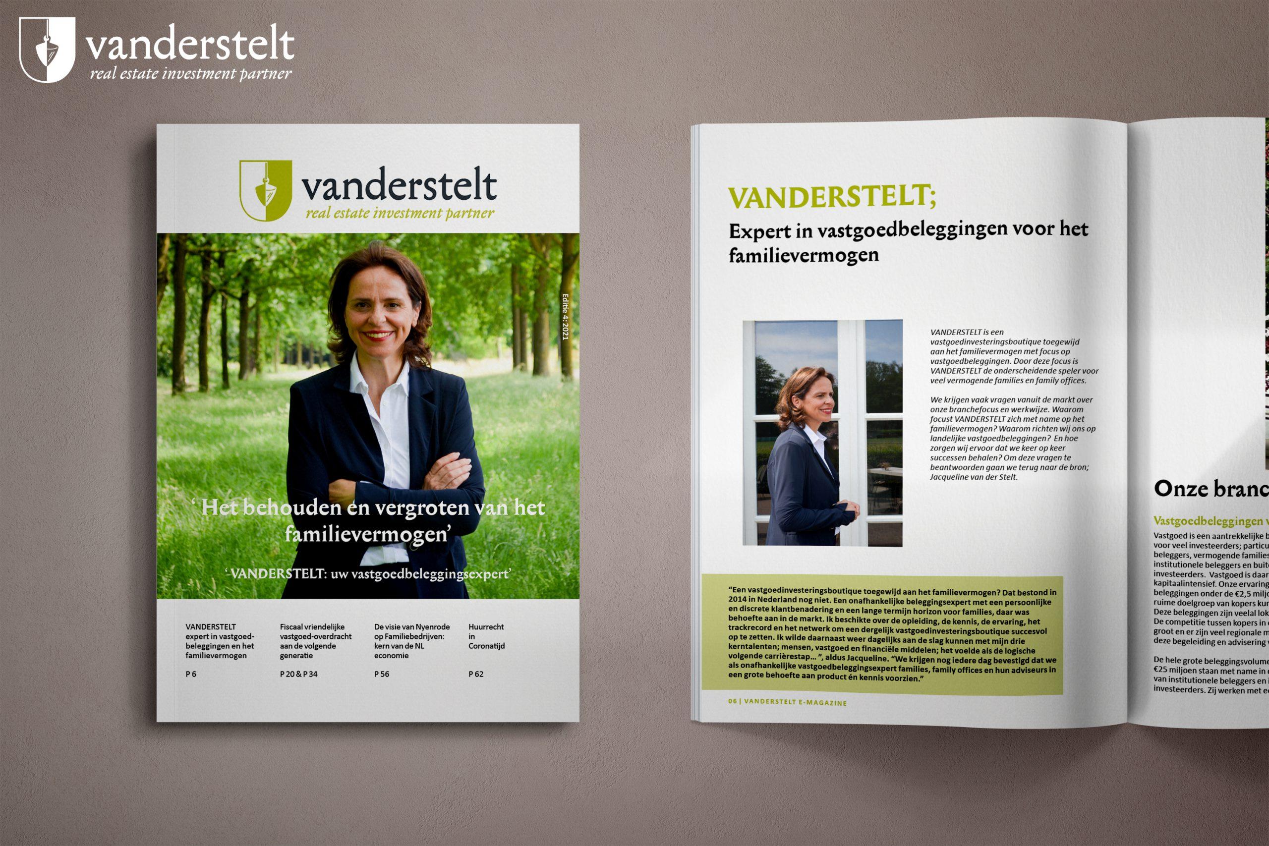 VANDERSTELT - E-magazine - Editie 4